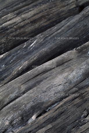 木炭の素材 [FYI00025486]