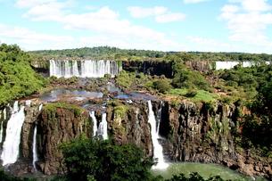 イグアスの滝の素材 [FYI00051026]