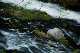 平滑の滝の素材 [FYI00073378]