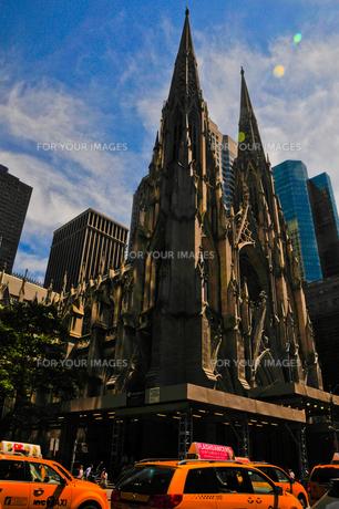 聖パトリック大聖堂の素材 [FYI00073447]