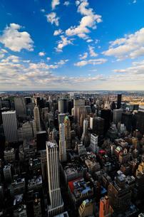 ニューヨーク眺望の素材 [FYI00073465]