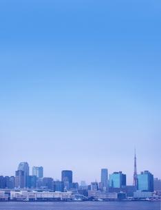 東京ビル群の素材 [FYI00108944]