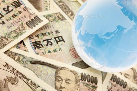 世界経済の日本円の素材 [FYI00110184]