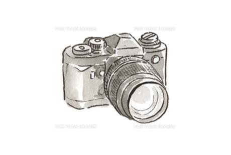 黒カメラの素材 [FYI00116776]