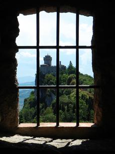 サンマリノ共和国の城の素材 [FYI00169411]