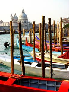 ヴェネツィアの水辺の素材 [FYI00169439]