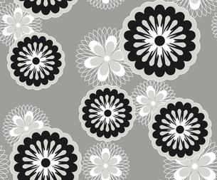 花のパターンの素材 [FYI00227183]