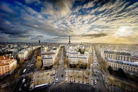パリの眺めの素材 [FYI00254351]