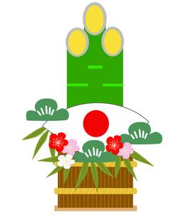 門松の素材 [FYI00280328]