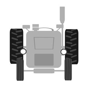トラクターの素材 [FYI00280637]