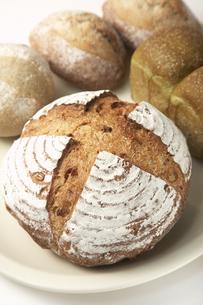 手作りのパンの素材 [FYI00308463]