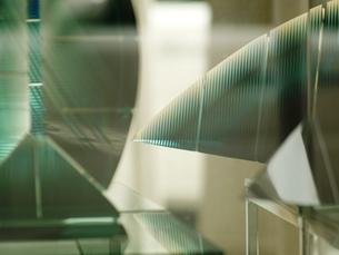 ガラスのオブジェの素材 [FYI00417227]