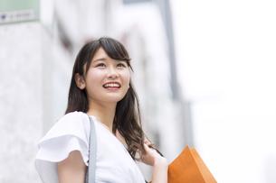 ショッピングを楽しむ女性の素材 [FYI00465731]