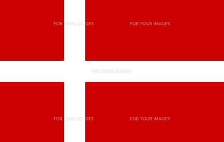 Danish Flagの素材 [FYI00488407]