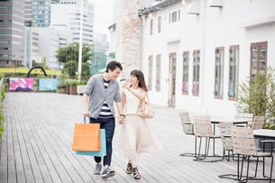 デートをするカップルの素材 [FYI00491676]