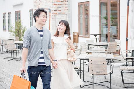 デートをするカップルの素材 [FYI00491687]