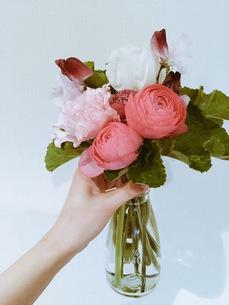 花瓶の写真素材 [FYI00542759]