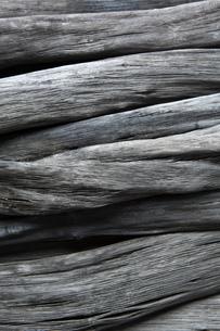 和歌山県産の備長炭の写真素材 [FYI00571930]