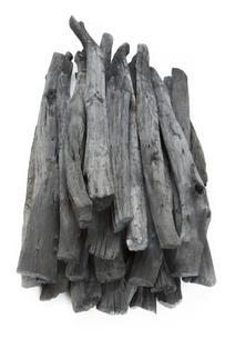 和歌山県産の備長炭の写真素材 [FYI00571933]