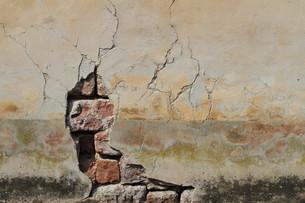old wallの素材 [FYI00691331]