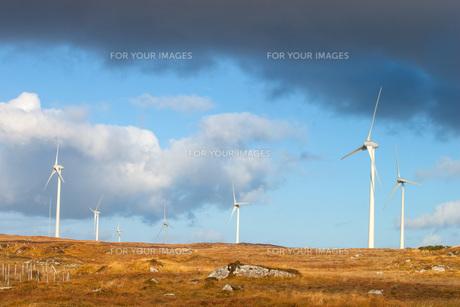 Wind Turbinesの素材 [FYI00742557]