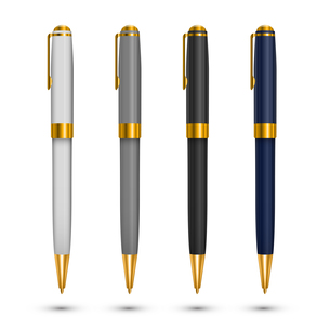 Gold penの素材 [FYI00756922]