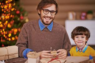 Christmas surprisesの素材 [FYI00779554]