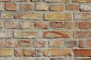 ziegelsteinmauerの素材 [FYI00832392]
