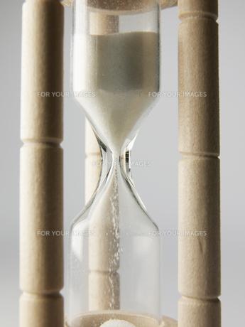 Close-Up of Hourglassの素材 [FYI00907345]