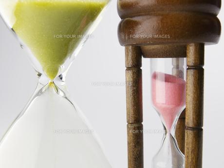 Two Hourglassesの素材 [FYI00907349]