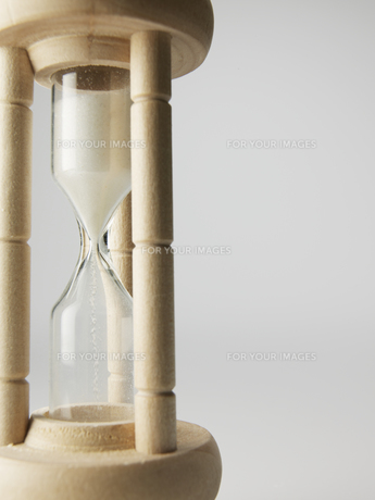 Close-Up of Hourglassの素材 [FYI00907373]
