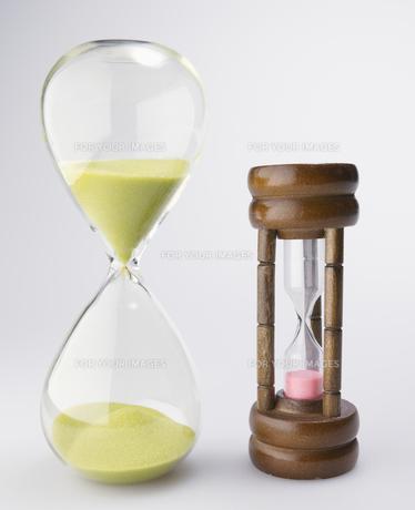 Two Hourglassesの素材 [FYI00907461]