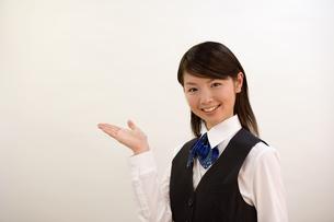 笑顔のビジネスウーマンの素材 [FYI00909515]