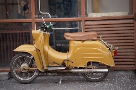 旅・道・乗物 バイクの素材 [FYI00925814]