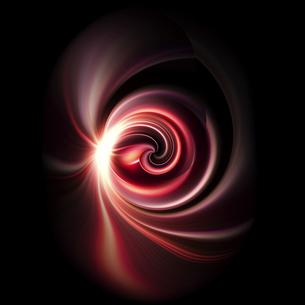 光の渦の素材 [FYI00963688]