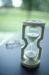 砂時計の素材 [FYI01122872]