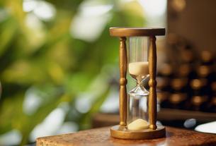 砂時計の素材 [FYI01144026]