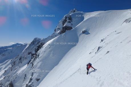 山の写真素材 [FYI01218208]