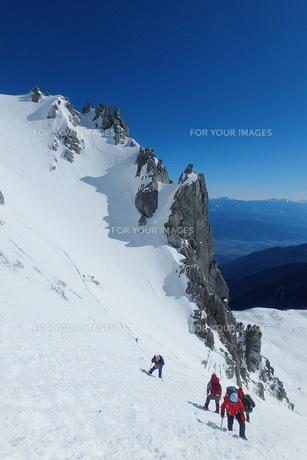 山の写真素材 [FYI01218220]